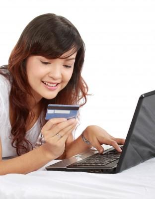Einkaufen auf Kredit